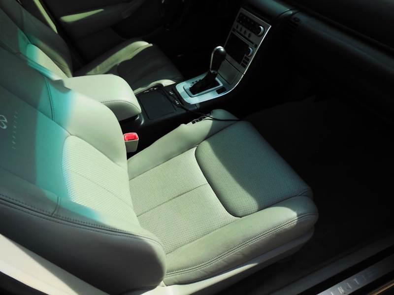 2006 Infiniti G35 AWD x 4dr Sedan - Waukesha WI