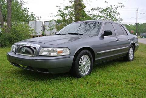 2006 Mercury Grand Marquis for sale in Houston, TX
