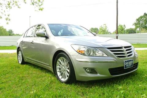 2011 Hyundai Genesis for sale in Houston, TX