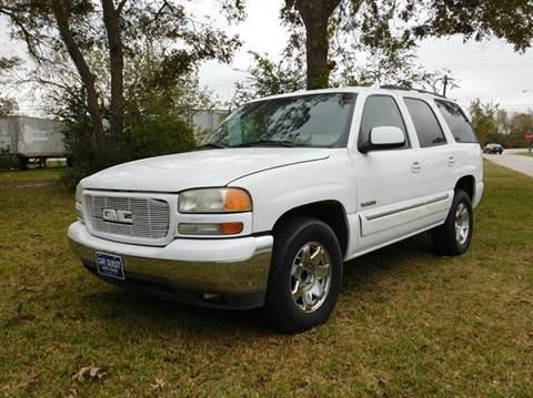2003 GMC Yukon for sale in Houston, TX