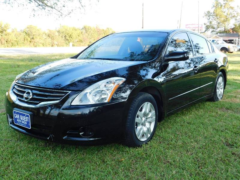 2012 nissan altima 2 5 s in houston tx car quest auto sales. Black Bedroom Furniture Sets. Home Design Ideas