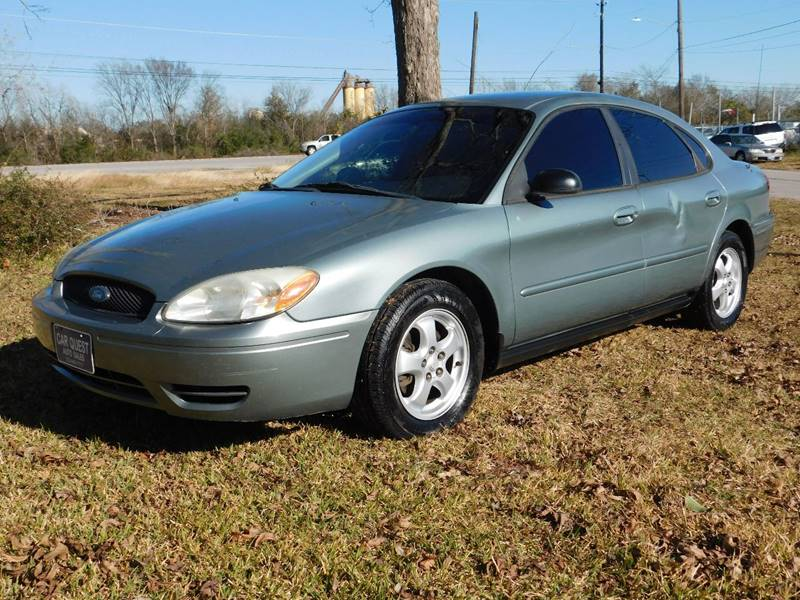 2007 ford taurus se in houston tx car quest auto sales. Black Bedroom Furniture Sets. Home Design Ideas