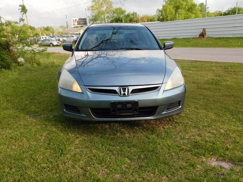 2007 Honda Accord For Sale At CAR QUEST AUTO SALES In Houston TX