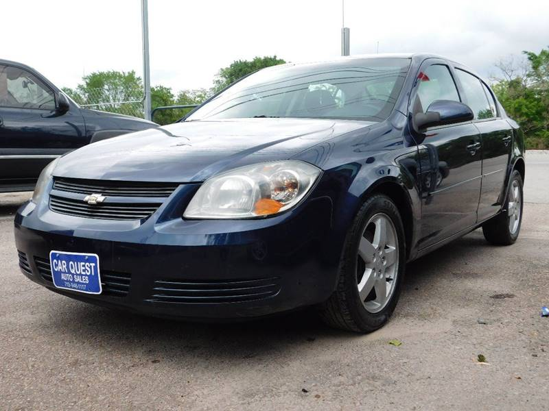 2010 Chevrolet Cobalt For Sale At CAR QUEST AUTO SALES In Houston TX