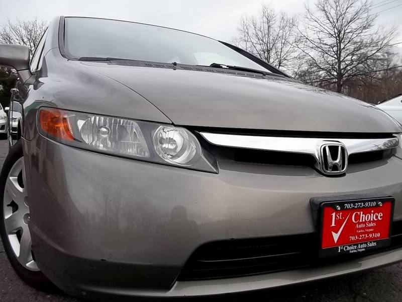 2007 honda civic lx manual transmission