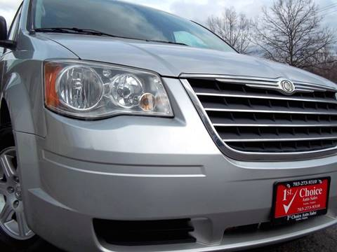 2010 Chrysler Town and Country for sale in Fairfax, VA