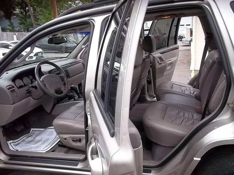 2004 Jeep Grand Cherokee Limited 4WD 4dr SUV In Fairfax VA