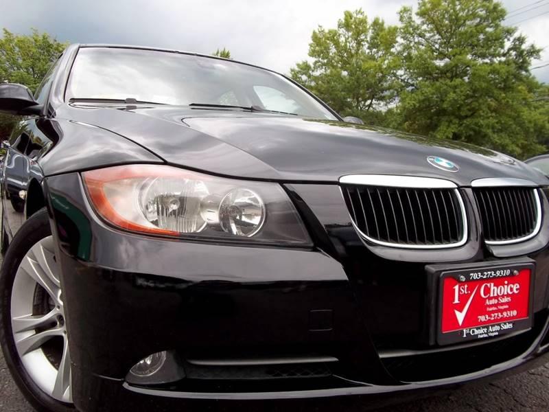 2008 Bmw 3 Series 328i 4dr Sedan In Fairfax VA - 1st Choice