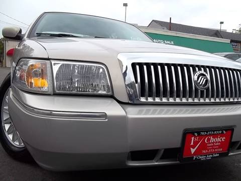 2010 Mercury Grand Marquis for sale in Fairfax, VA