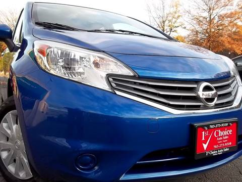 2015 Nissan Versa Note for sale in Fairfax, VA