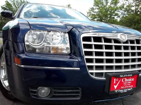 2006 Chrysler 300 for sale at 1st Choice Auto Sales in Fairfax VA