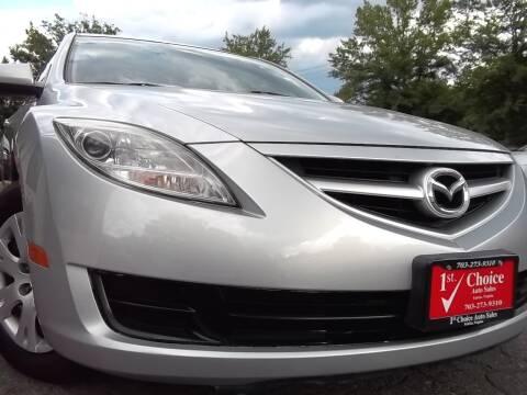 2010 Mazda MAZDA6 for sale at 1st Choice Auto Sales in Fairfax VA