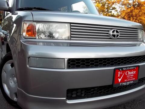 2006 Scion xB for sale at 1st Choice Auto Sales in Fairfax VA