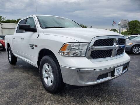 2019 RAM Ram Pickup 1500 Classic SLT for sale at Garlitch Ford Chrysler Dodge Jeep Ram in North Vernon IN