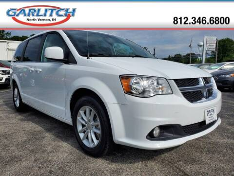 2019 Dodge Grand Caravan SXT for sale at Garlitch Ford Chrysler Dodge Jeep Ram in North Vernon IN