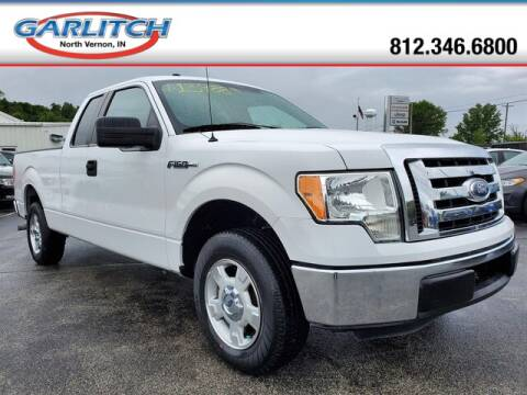 2011 Ford F-150 XL for sale at Garlitch Ford Chrysler Dodge Jeep Ram in North Vernon IN