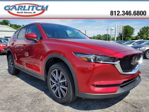 2017 Mazda CX-5 Grand Touring for sale at Garlitch Ford Chrysler Dodge Jeep Ram in North Vernon IN