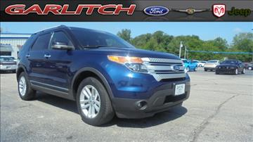 2012 Ford Explorer for sale in North Vernon, IN