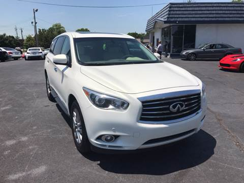 2013 Infiniti JX35 for sale in Florence, KY
