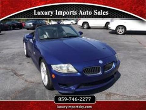 2006 BMW Z4 M for sale in Florence, KY