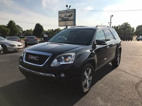 2011 GMC Acadia for sale in Florence, KY