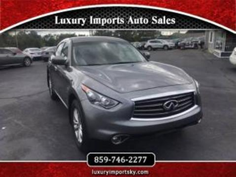 2013 Infiniti FX37 for sale in Florence, KY