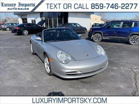 2004 Porsche 911 for sale in Florence, KY