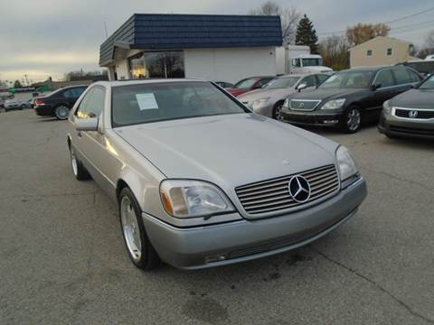 1996 Mercedes-Benz S-Class for sale in Florence, KY