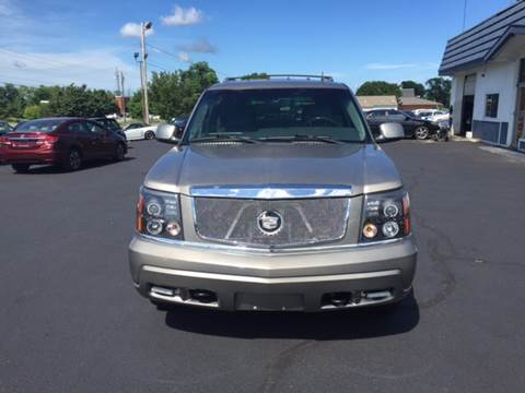 2002 Cadillac Escalade for sale in Florence, KY