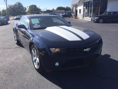 2010 Chevrolet Camaro for sale in Florence, KY