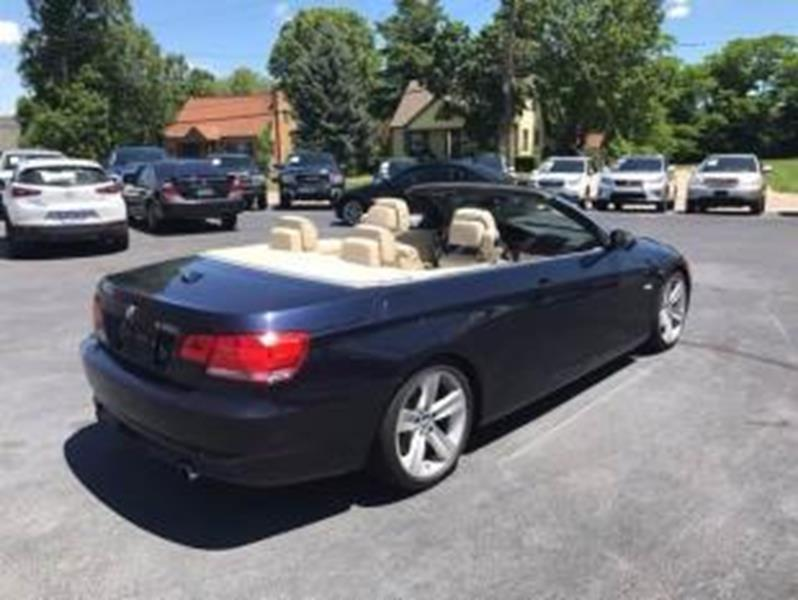 2009 Bmw 3 Series 335i 2dr Convertible In Florence KY  Luxury