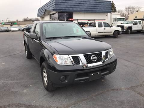 2014 Nissan Frontier for sale in Florence, KY