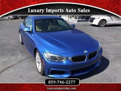 2014 BMW 4 Series for sale in Florence, KY