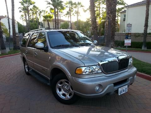 2002 Lincoln Navigator for sale in El Cajon, CA