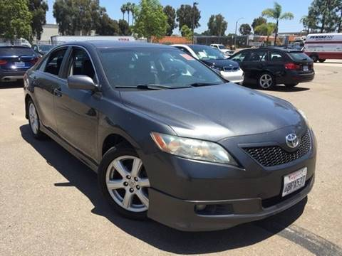 2008 Toyota Camry for sale in El Cajon, CA