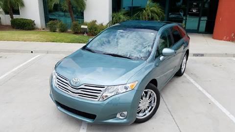 2010 Toyota Venza for sale in El Cajon, CA