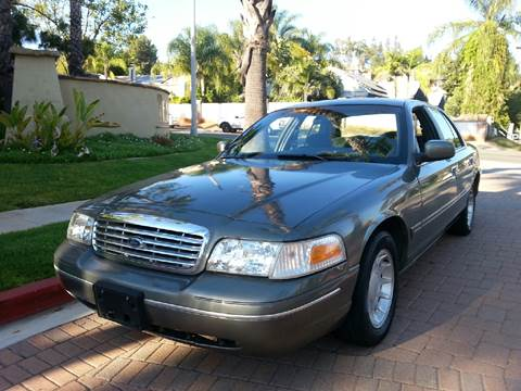 2000 Ford Crown Victoria for sale in El Cajon, CA