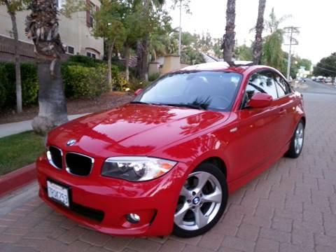 2012 BMW 1 Series for sale in El Cajon, CA