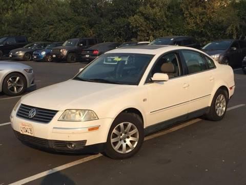 2001 Volkswagen Passat for sale in El Cajon, CA