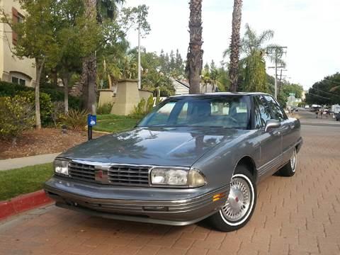1995 Oldsmobile Ninety-Eight for sale in El Cajon, CA