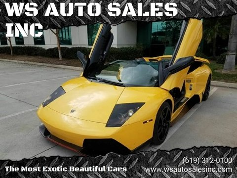 Used 2007 Lamborghini Murcielago For Sale In Old Bridge Nj