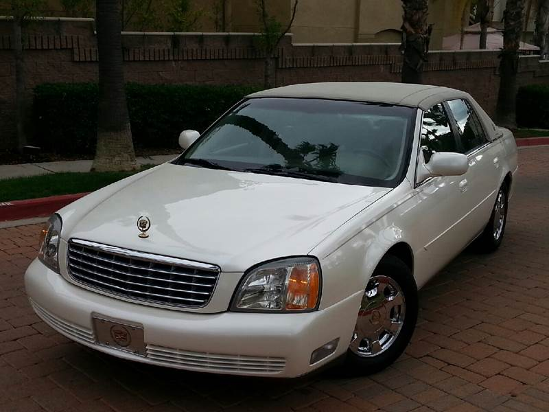 2000 Cadillac Deville 4dr Sedan In El Cajon CA - WS AUTO SALES INC
