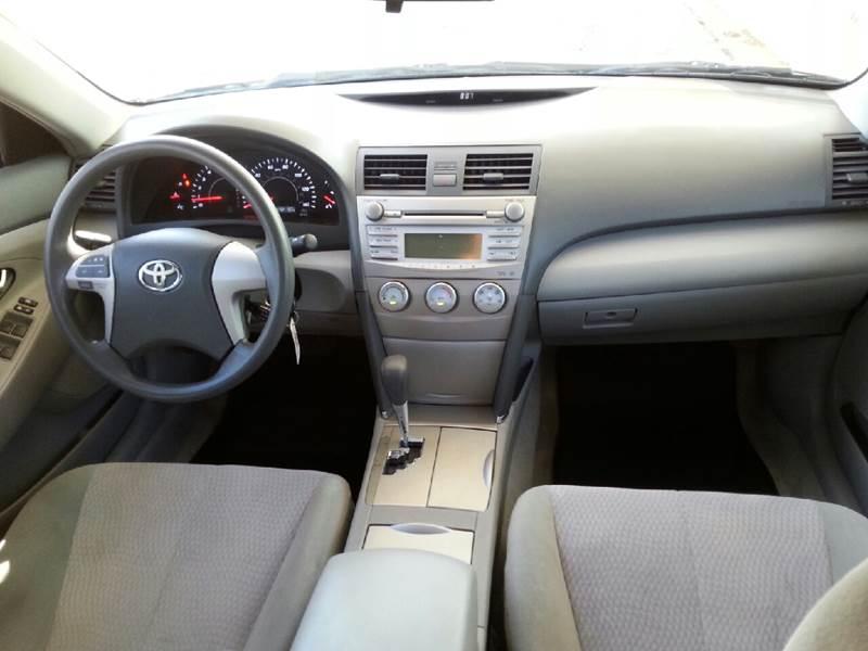 2011 camry interior lights