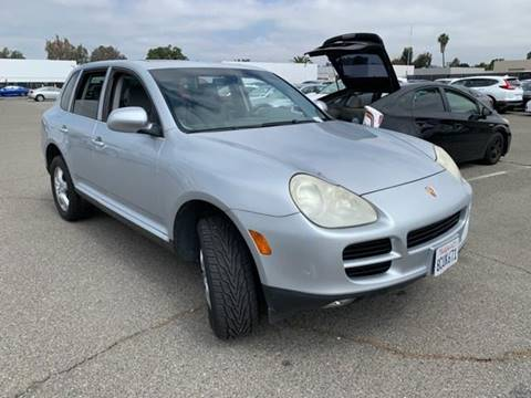 2004 Porsche Cayenne for sale in El Cajon, CA