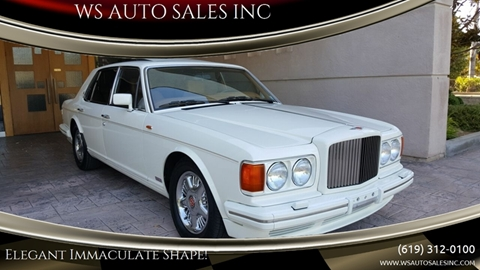 Bentley Turbo R >> Used Bentley Turbo R For Sale In New York Ny Carsforsale Com