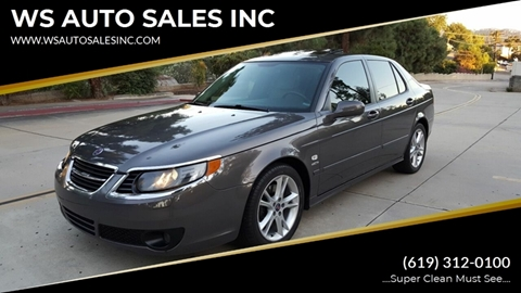 2007 Saab 9-5 for sale in El Cajon, CA