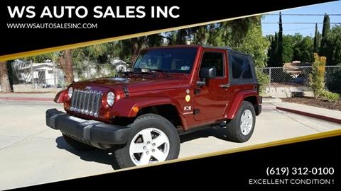 2007 Jeep Wrangler for sale in El Cajon, CA