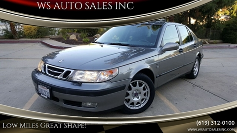 2001 Saab 9-5 for sale in El Cajon, CA