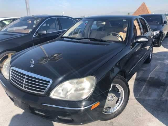 2000 Mercedes-Benz S-Class S 500 (image 1)