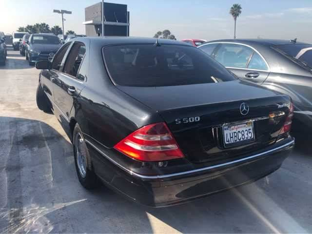 2000 Mercedes-Benz S-Class S 500 (image 5)